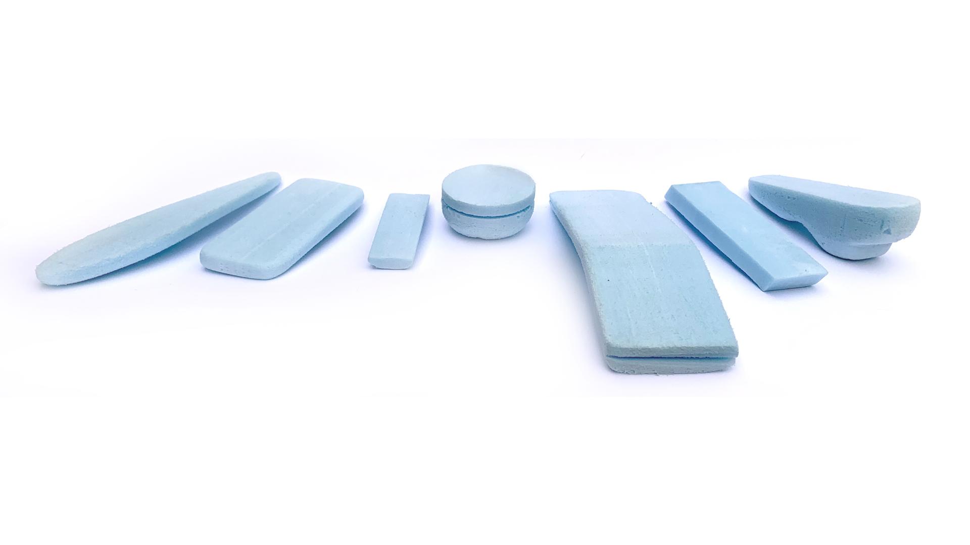 Blue Foam Remote Complete Picture
