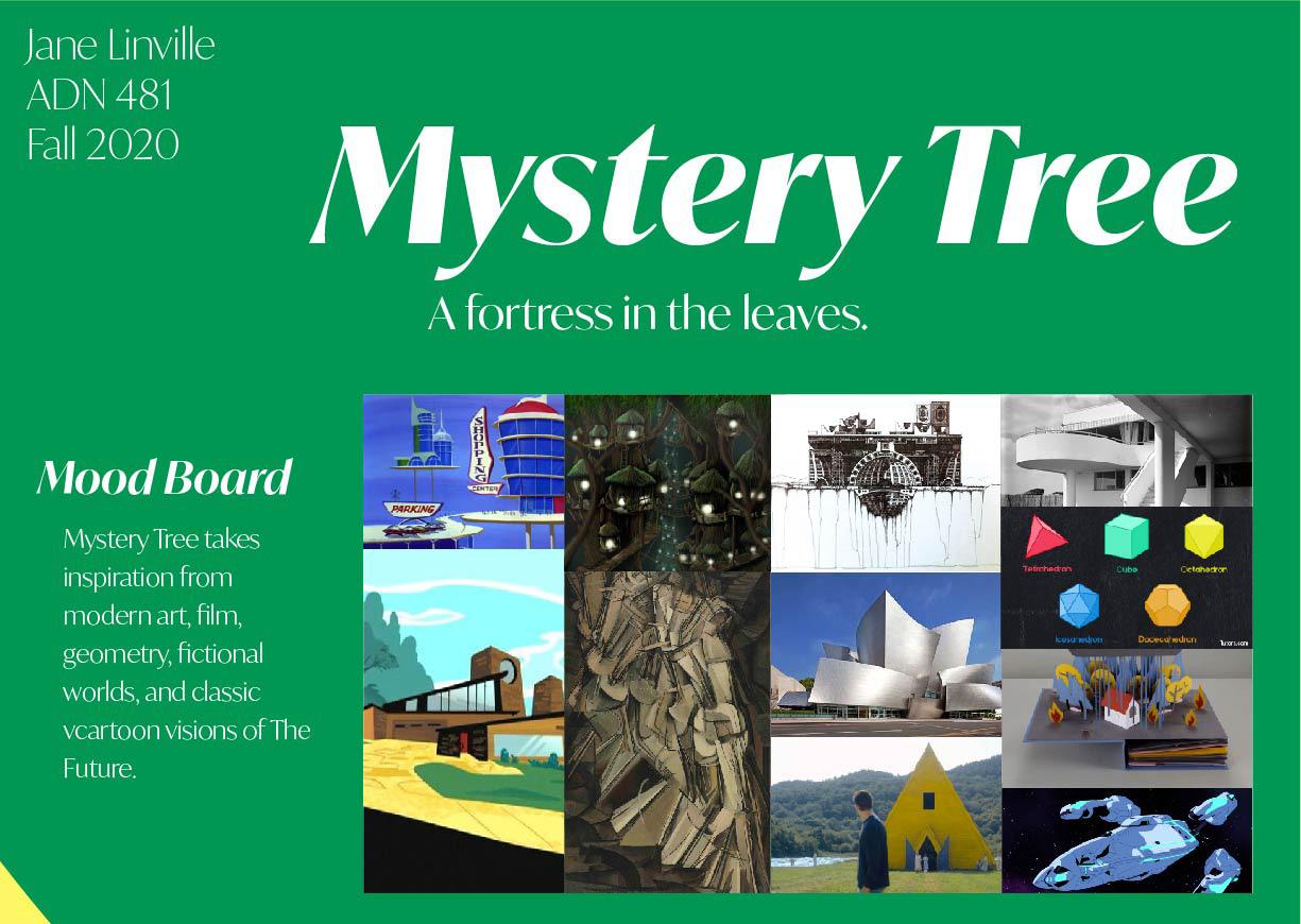 Jane | Mystery Tree