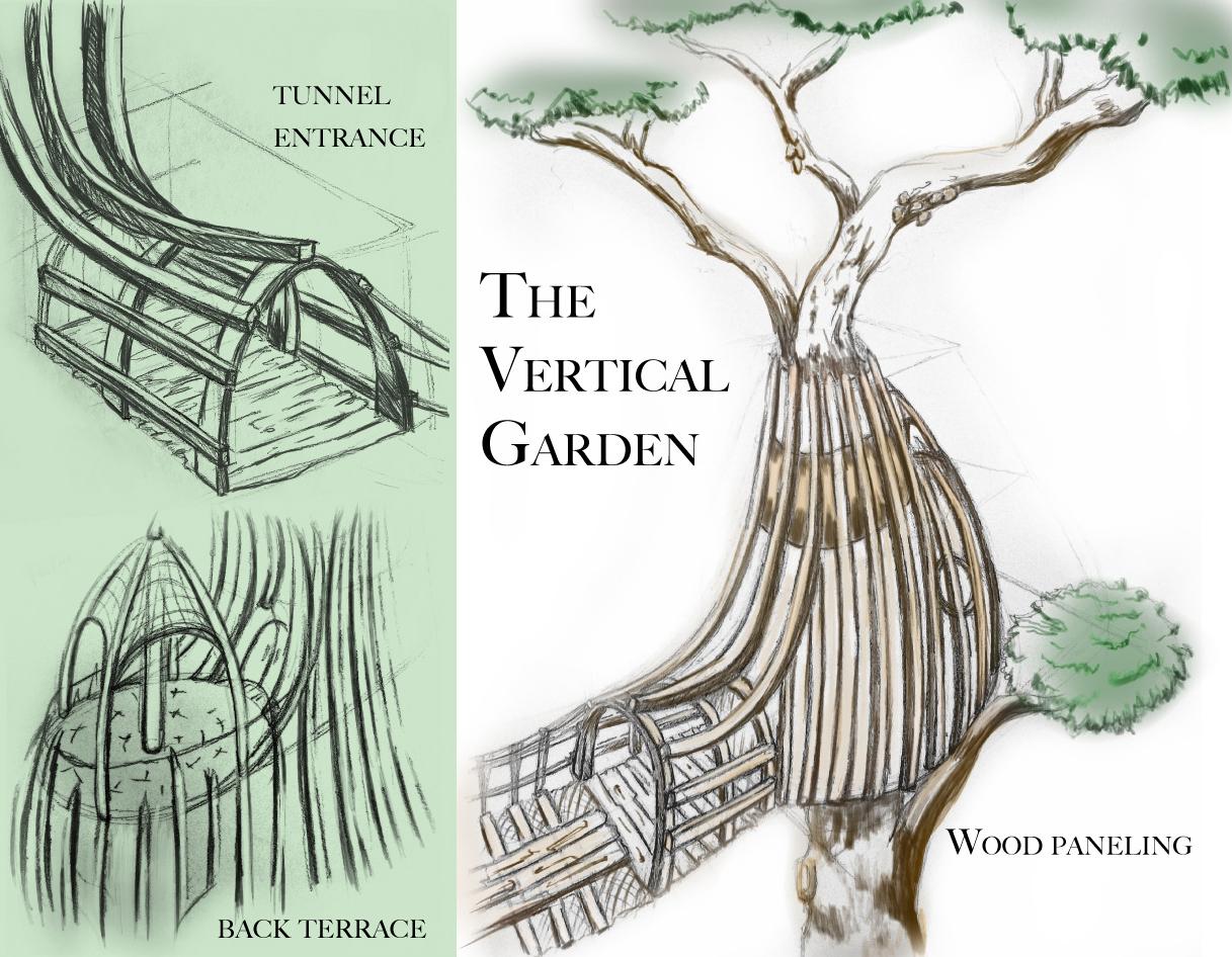 Meghan | The Vertical Garden