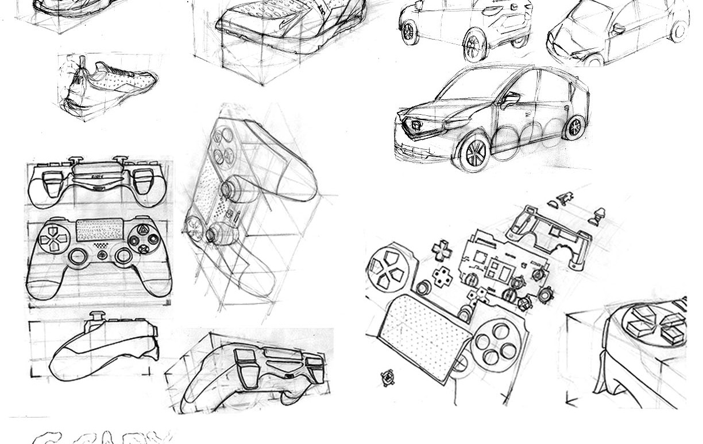 Austin | Sketches