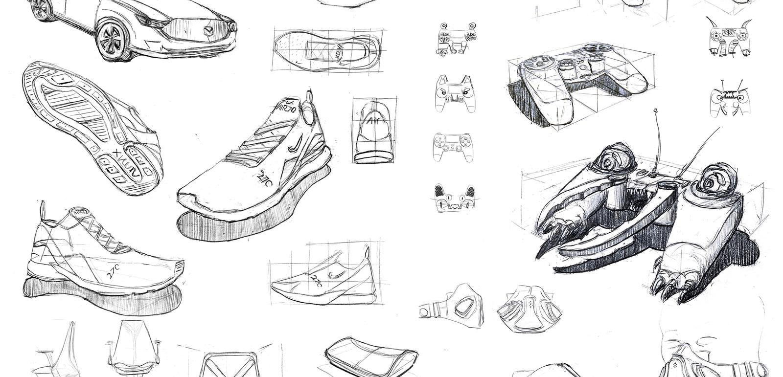 Keagan   Sketches