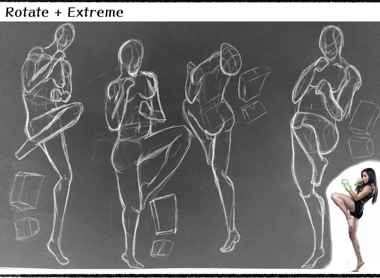 Meghan | Figure Drawing