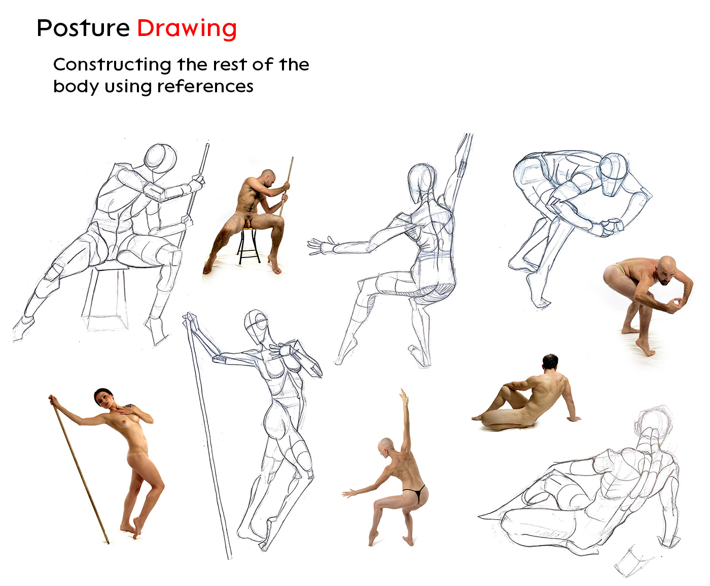 Rj | Figure Drawing