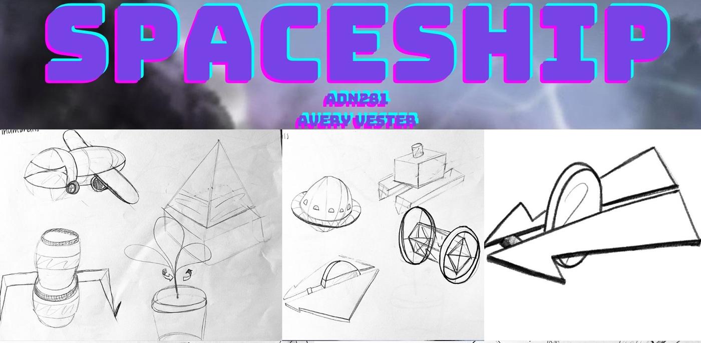 Avery | Spaceship
