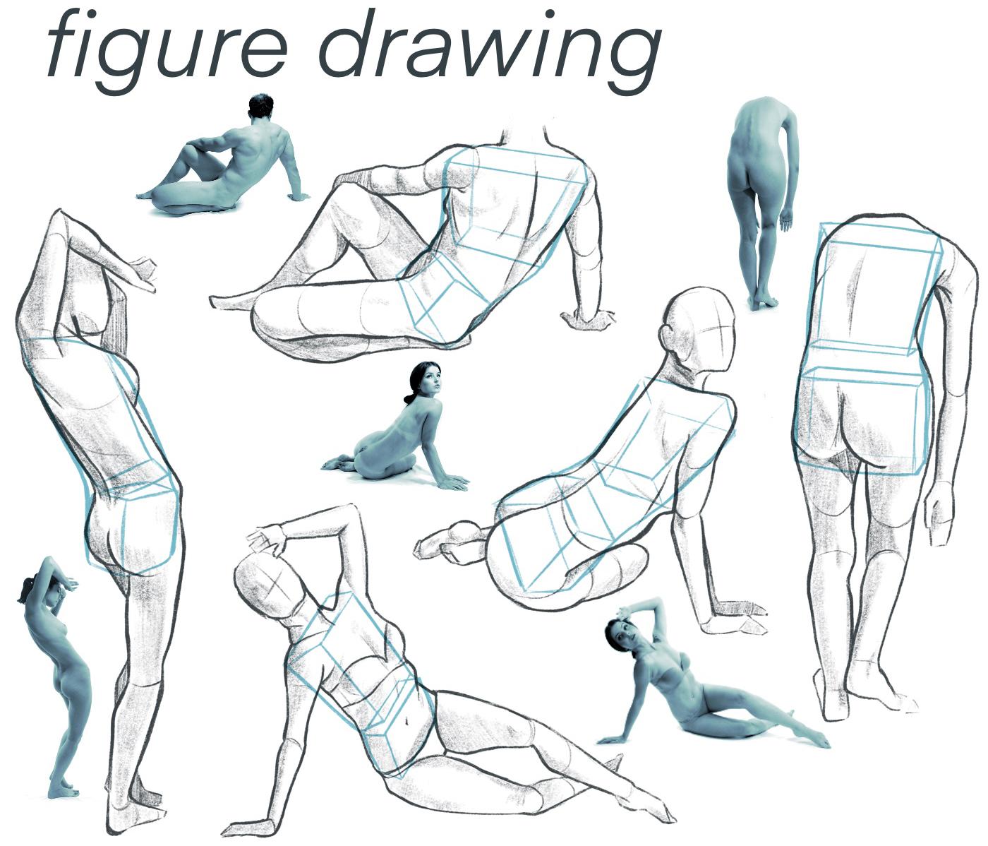 Rei | Figure Drawing