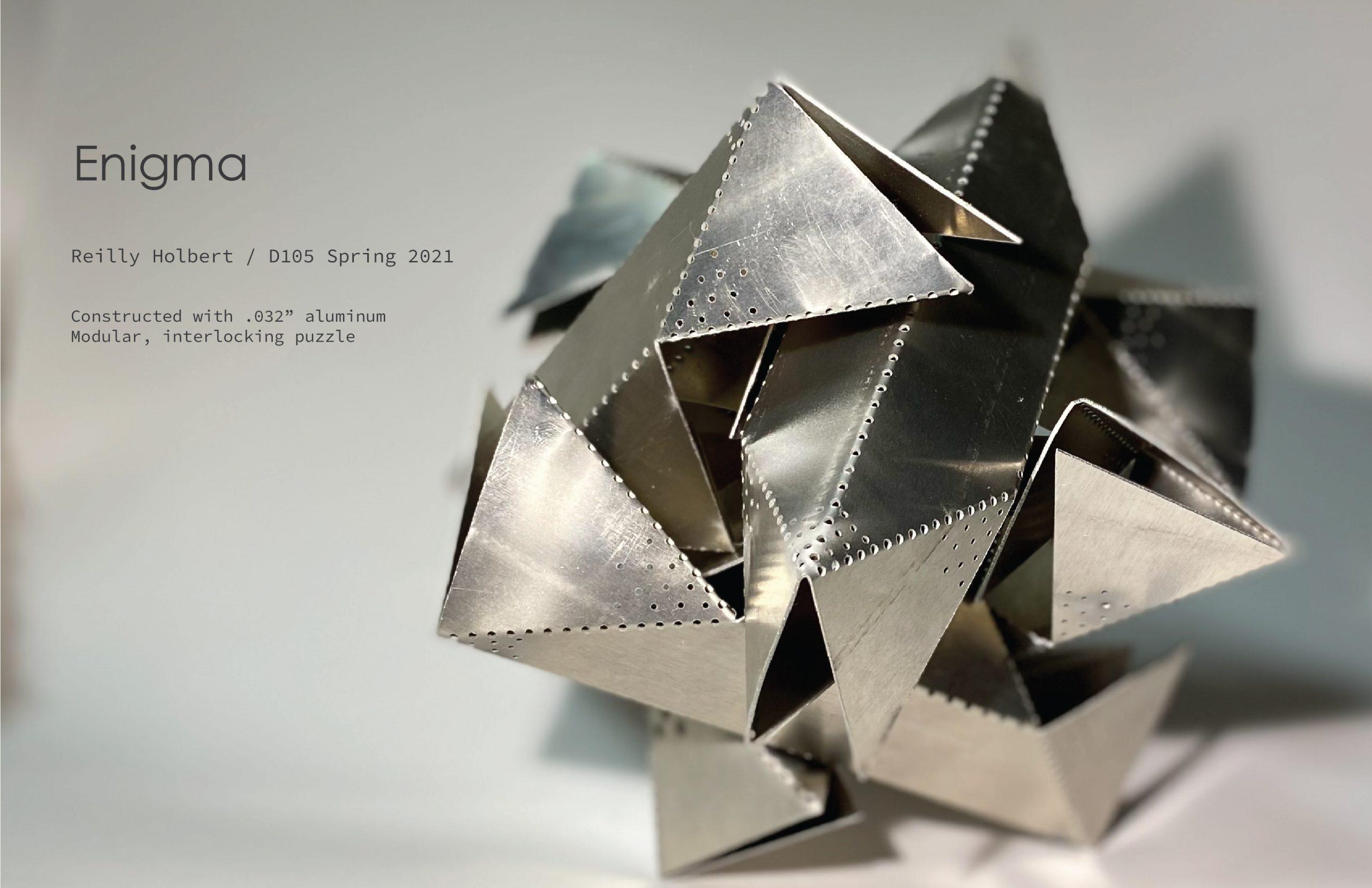 16 Enigma | Reilly