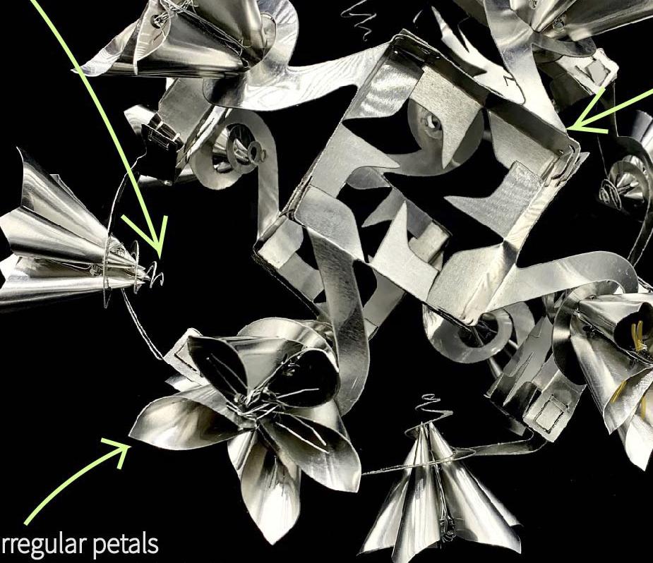 20 Petals to The Metal | Evey