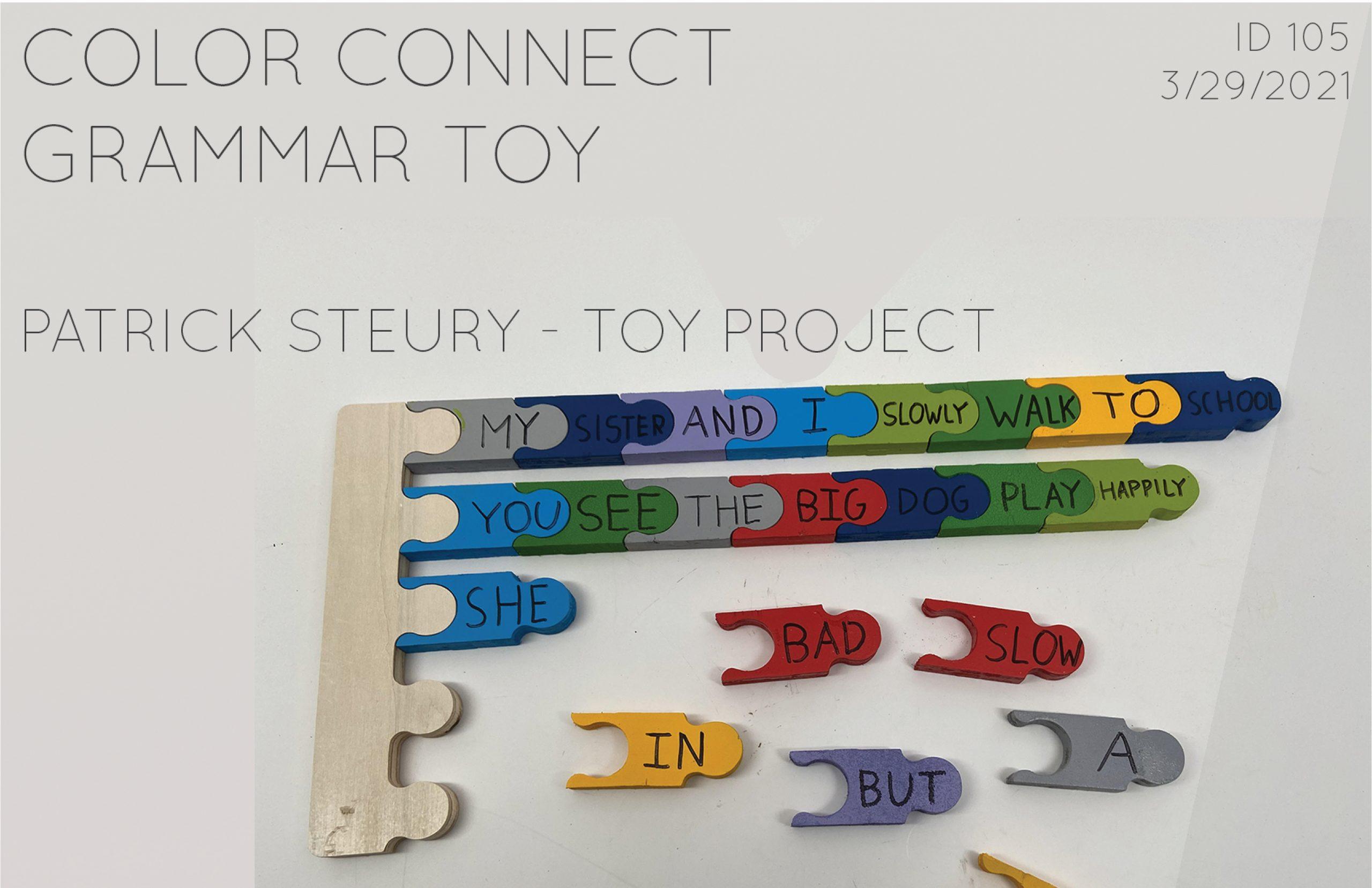 Patrick | Grammar Toy